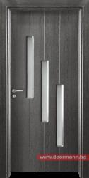 Интериорна врата Gama 206 - Сив кестен