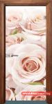 Стъклена врата модел Print 13-7 – Златен дъб